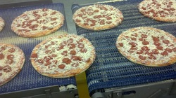 pizza manufacturing process